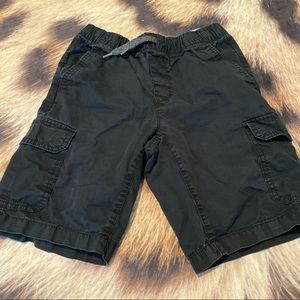 3 for $12/ Old Navy Black Cargo Shorts